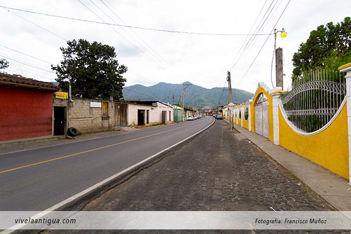 La Calle Ancha de los Herreros